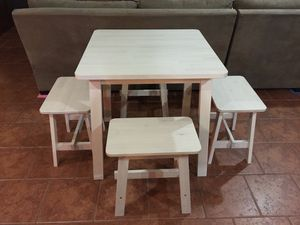 Ikea NORRAKER Dining Set for Sale in Kirkland, WA