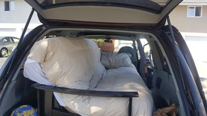 Queen Size Futon Bed - Will Deliver! for Sale in Dana Point, CA