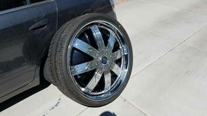 30 inch Dub Tycoons for Sale in Chandler, AZ