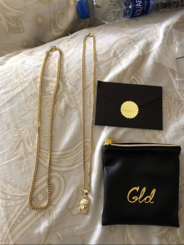 GLD MENS GOLD CHAINS / GOLD NECKLACES