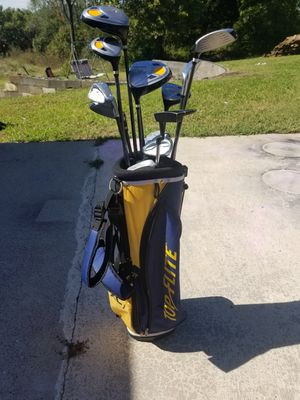 KIDS(JR) golf clubs- righty for Sale in Nashville, TN
