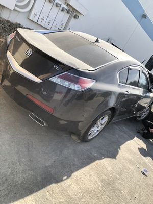 2012 Acura TL parts for Sale in Mather, CA