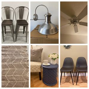 Fan, Furniture, Clothing for Sale in Fresno, CA