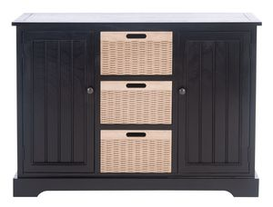 Landers 2 Door & 3 Removable Baskets Console Tables for Sale in Miami, FL