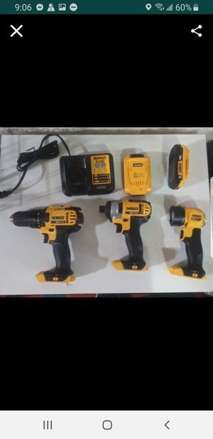 Set de Drilles nuevos 20v for Sale in Adelphi, MD