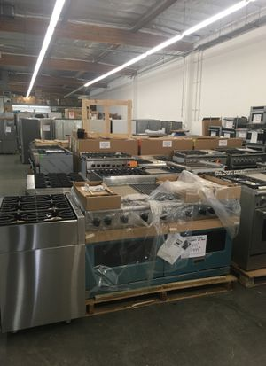 Warehouse full Viking ge Bosch Bluestar Fisher paykel dcs appliances for Sale in Los Angeles, CA
