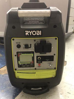 Quite Ryobi Generator for Sale in Austin, TX