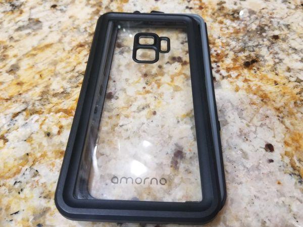 Samsung Galaxy S9 Otterbox case