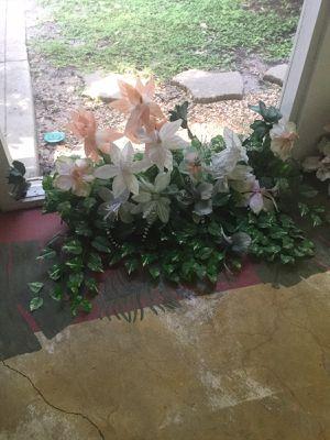 Ornamental- Decorating Beautiful Flours- A set of Four Arrangement for Sale in Mount Dora, FL
