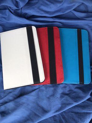 3 set Visual Land Prestige 7-ing Tablet case for Sale in Nashville, TN