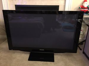 Panasonic plasma 50in (not working) for Sale in Columbia, MD
