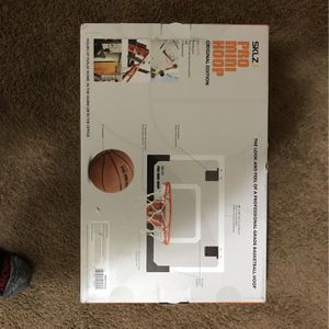 Mini Basketball Hoop for Sale in Happy Valley, OR