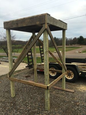 Deer stand for Sale in Jim Falls, WI