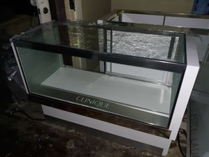 Glass Display case. for Sale in undefined