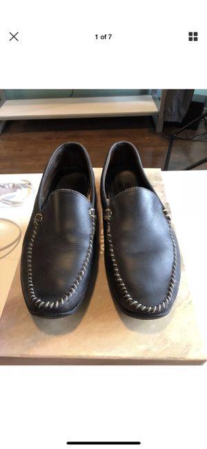 Allen Edmonds El Paso black leather driving shoes for Sale in Miami, FL