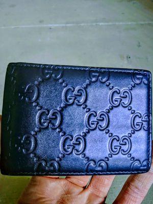Gucci Men's Wallet - Blue. ($245 - O.B.O.) for Sale in Atlanta, GA