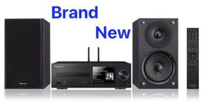 Pioneer Audio System Network CD Receiver Bluetooth Recibidor Wifi Wireless XHM76 for Sale in Miami, FL