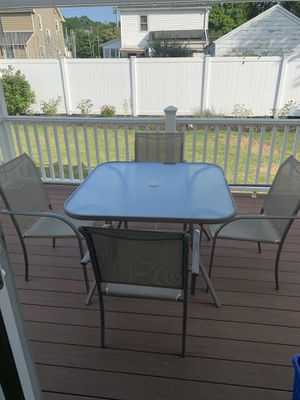 Patio set for sale! for Sale in Stratford, CT