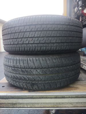 2 GOODYEAR TIRES for Sale in Gaithersburg, MD