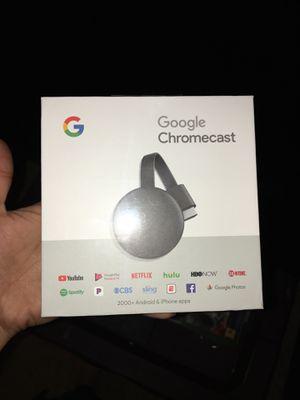 Google chromecast for Sale in Lake Alfred, FL
