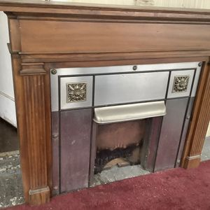 Fireplace mantel for Sale in Peoria Heights, IL
