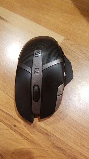 Logitech Wireless Gaming Mouse for Sale in Flat Rock, MI