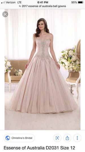 Essense of Australia D2031 wedding dress for Sale in Lakeland, FL