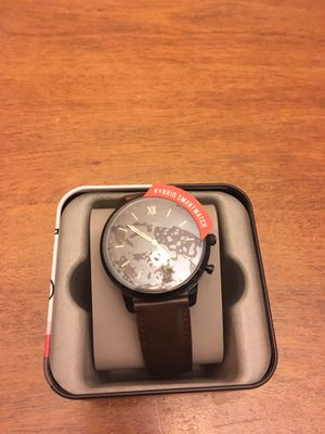 Brand New Fossil Hybrid Smartwatch for Sale in Mesa, AZ