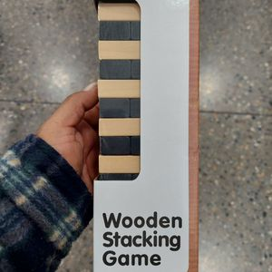 Wood Stacking Game for Sale in Albuquerque, NM