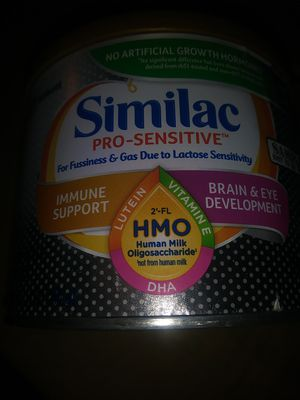 Samaritan's Closet Giving FREE 1 New 8oz Can Pro-Sensitive Similac for Sale in Cocoa, FL