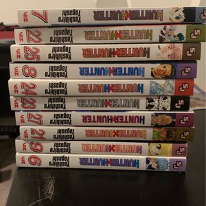 Hunter X Hunter Manga for Sale in Reed, KY