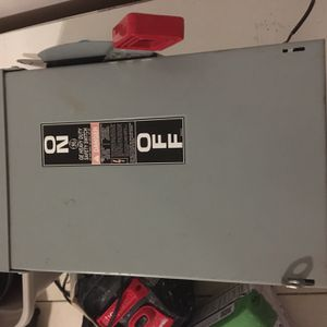 Safety Switch for Sale in Hialeah, FL