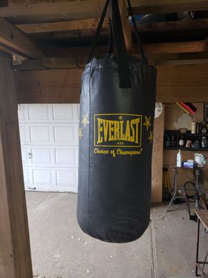 Punching bag for Sale in Philadelphia, PA