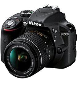 Nikon D3300 w/ AF-P DX 18-55mm VR Digital SLR for Sale in Las Vegas,  NV