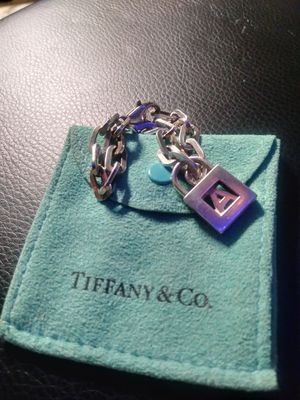 """Tiffany & Co. """"A"""" Lock Bracelet for Sale in West Covina, CA"""