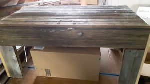 Barnwood coffee table for Sale in Clarion, IA