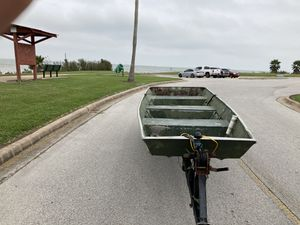 14ft Jon Boat for Sale in Pearland, TX