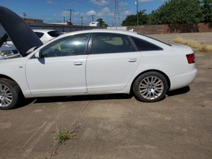 Parting out 2007 Audi A6 Quattro for Sale in Irving, TX