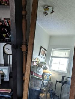 Vintage Full Length Standing Mirror for Sale in Seattle,  WA