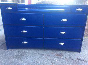 Kids dresser/changing table for Sale in Kirkland, WA