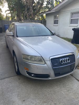 2005 Audi A6 for Sale in St. Petersburg, FL
