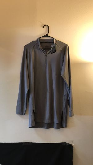NWT Nike Mens Fitted Modern 1/4 Zip Training Top for Sale in Tustin, CA