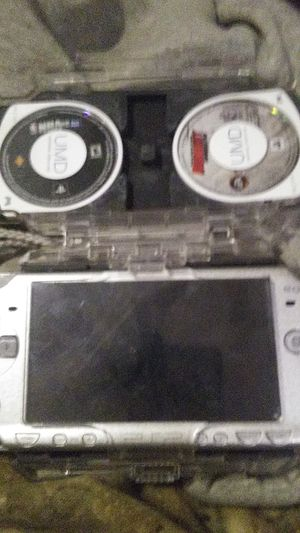 Psp playstation /2 games portable for Sale in Auburn, WA