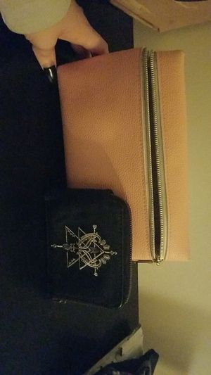 Wallet, makeup bag, tiny purse for Sale in Fort Mill, SC