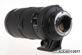 NIKON 80-200 1:2:8 ED Lens for Sale in Easley, SC
