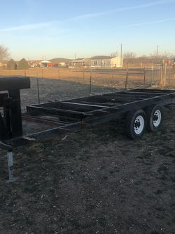 Goose Neck Trailer for Sale in San Angelo,  TX