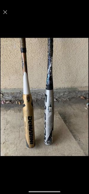 Baseball bats for Sale in Gardena, CA