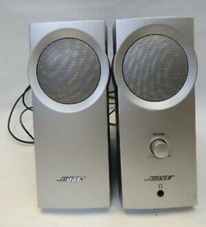 Bose computer speakers first come first serve price firm no holds moving for Sale in Charlotte, NC