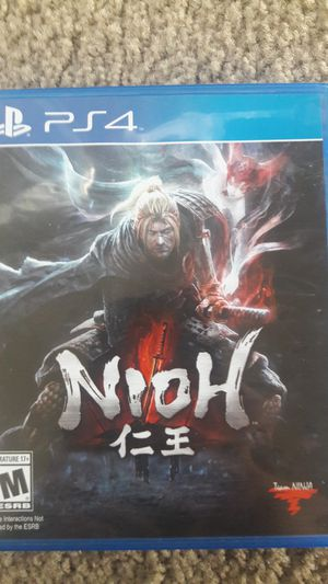 Nioh (PS4, With insurance) for Sale in Avondale, AZ