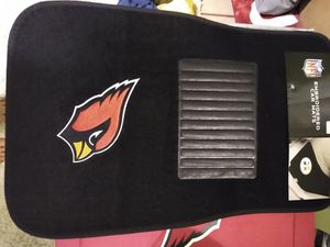 Arizona Cardinals floor mat for Sale in Tucson, AZ